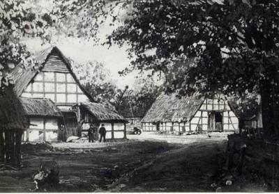 Grafeld um 1900