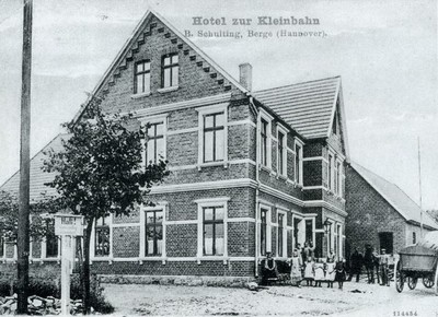 Hotel zur Kleinbahn