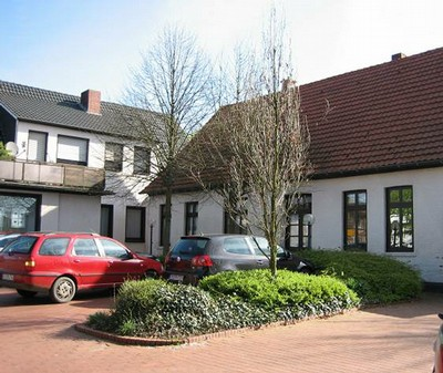 Westseite des MeyerHauses, ca. 2007